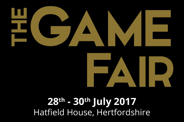 See you at The Game Fair 2017