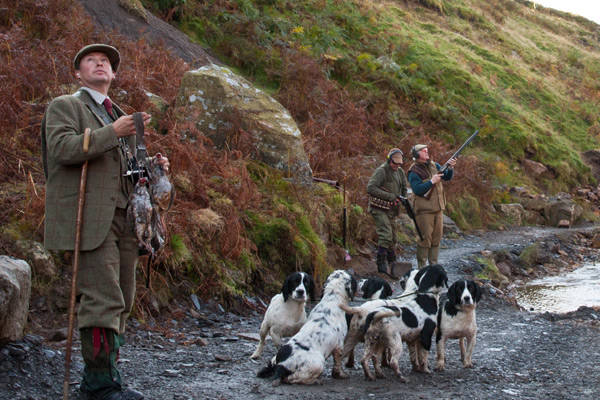 Snilesworth Estate Grouse & Pheasant Shooting