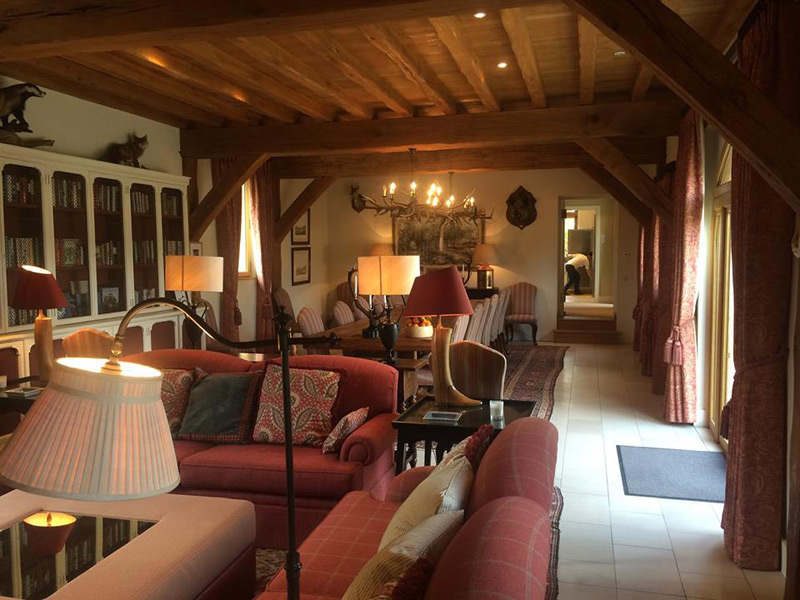 Parc de Launay Accommodation