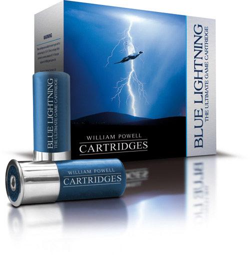William powell Blue Lightning