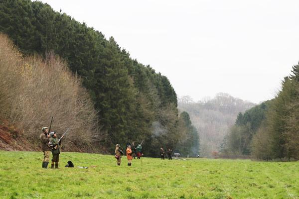 Duncombe Park - Driven Pheasant & Partridge Shooting