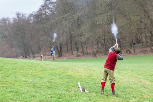Farleigh Wallop Estate - Driven Pheasant & Partridge Shooting