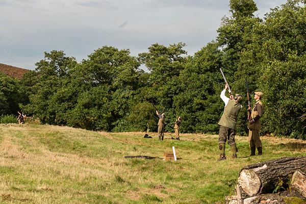Farndale Estate - Driven Pheasant & Partridge Shooting