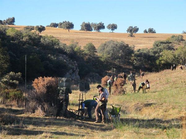LA FLAMENCA - Spanish Partridge Shooting