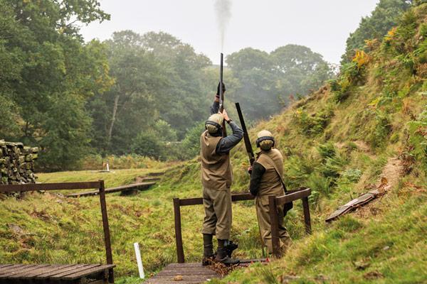 Pennyholme Estate - Driven Pheasant & Partridge Shooting