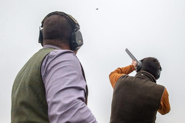Steventon Estate - Driven Pheasant & Partridge Shooting