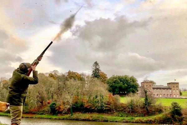 Ugbrooke Park - Driven Pheasant & Partridge Shooting