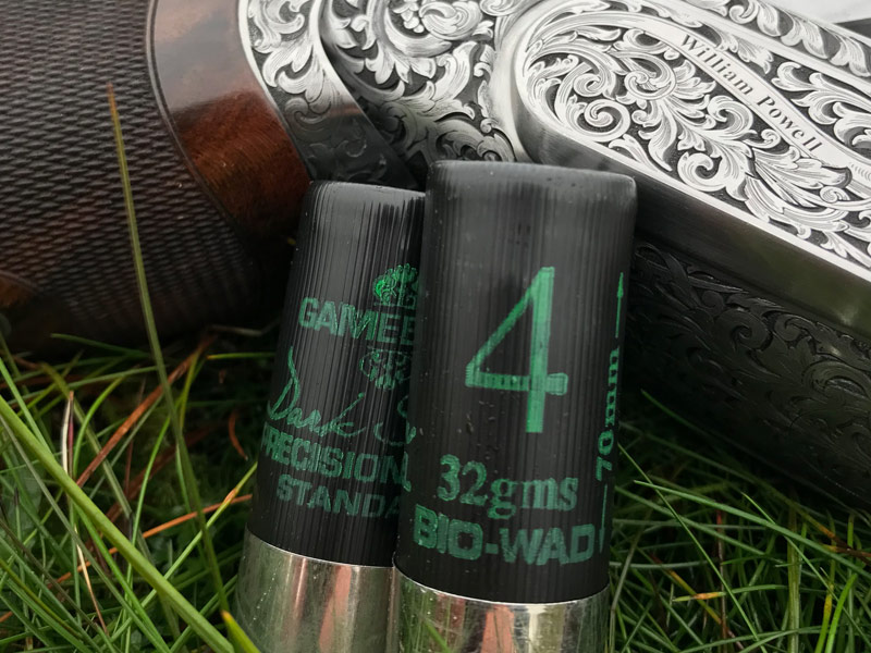 In-field Gamebore's Dark Storm Precision Steel Bio-Wad Quad Seal Cartridge Review